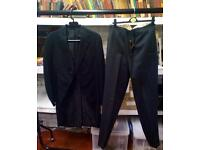 Vintage men's morning suit