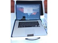 "Apple MacBook Pro 15"" inch Core i7, 16GB RAM, 500GB HDD, Boxed"