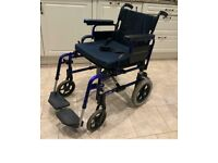2 invacare action 2000 wheelchairs