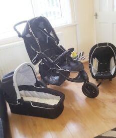 Pushchair/ Car seat/ Pram cot for Sale
