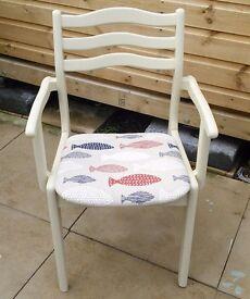 Chair - striking design. Study, hallway, lounge...