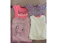 Various clothes size 1 and half to 2