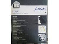 A4 FILOFAX ORGANISER (NEW)