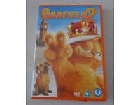 Bundle of Kids DVDs – 8 films in total – jungle book, snow white, Garfield, Jack & Beanstalk, Wizard