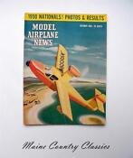 Balsa Model Airplane Plans