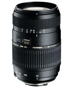 Tamron 70-300 für Nikon  NEU 5 JAHRE GARANTIE  Tele Macro Objektiv A17N II D5300