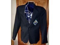 QE School blazer - new