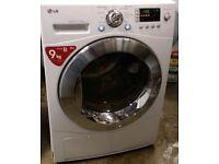9kg load, LG Condenser Dryer for Sale--RPR £550!!!