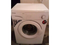 BRAND NEW MONTPELLIER MW5100P 5KG 1000 SPIN JUST BEEN ON TEST WASH STILL HAS SOME WRAPPER ON