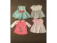 Baby Girl Dresses 0-3month
