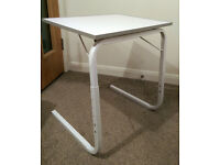 Folding table *5 hights, 3 angles