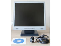 "NEC AccuSync LCD71VM - LCD monitor - 17"" Screen Display"