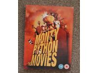 MONTY PYTHON MOVIES (box set)