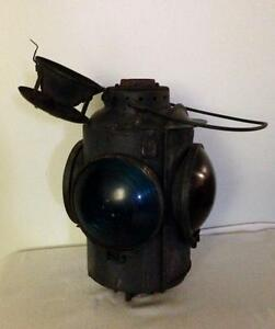 Vintage CNR Switch Lantern Kawartha Lakes Peterborough Area image 3