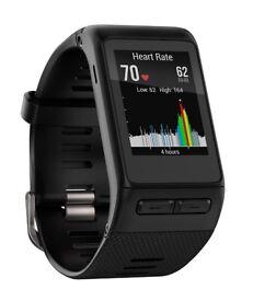 Garmin Vivoactive HR GPS Smart Watch XL with Wrist Based Heart Rate
