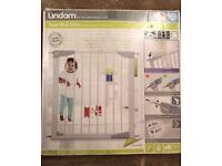 Child Safety Stair Gate - Lindam Sure Shot Orto