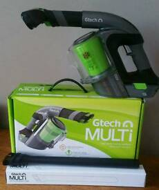 Gtech Multi Cordless Vacuum Cleaner