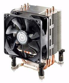 coolermaster tx3i intel cpu cooler new