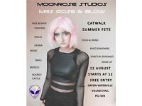 Mrs Pose And Glow Catwalk & Summer Fete
