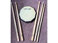 Stagg Pratice Drum Pad
