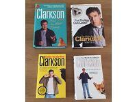 Jeremy Clarkson - 4 books