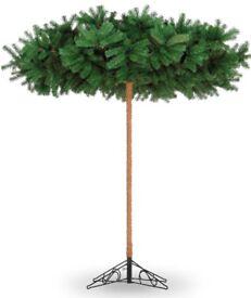 Umbrella Christmas tree