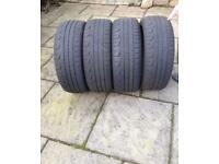 Winter tyres (fit Mini Countryman)