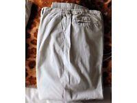 5 pairs mens trousers waist 40