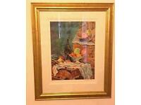 Rolf Harris AP Limited Edition Print