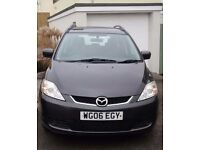 Mazda Mazda5 1.8TS, 7 seater, FSH, 1.8 petrol engine, very versatile vehicle, just 1 previous owner
