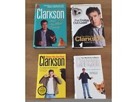 Job lot of books - Jeremy Clarkson