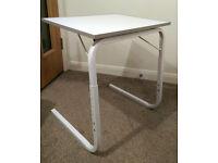 Adjustable / folding table