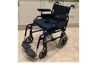 Action 2000 Invacare Wheelchair