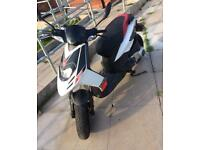 Aprilia SR 125 Motard 2013 Scooter
