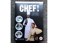 Lenny Henry Chef Complete Box Set DVD, 2006, 3-Disc Set