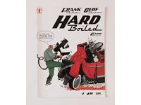 FRANK MILLER'S ' HARD BOILED' 3 part comic collection. / VERY RARE.