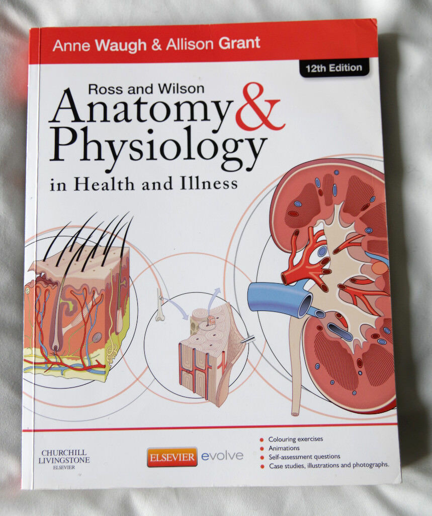 Anatomy & Physiology in Health and Illness | in Mansfield ...
