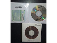 Genuine MS Office XP and Works 8.5