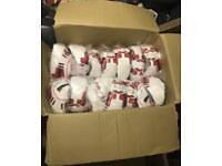 New Puma Footballs + Bibs + Flat Markets +Cones for sale