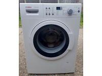 Bosch 8kg washing machine - FREE DELIVERY