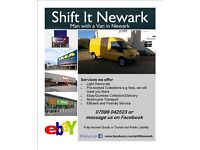 Shift It Newark - Man and Van Service in Newark and the East Midlands