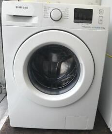 Samsung ecobubble 8KG washing machine free delivery