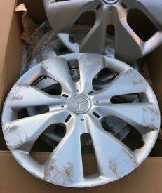 Citroen C1 Wheel trims