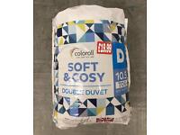 Coloroll Soft & Cosy double duvet