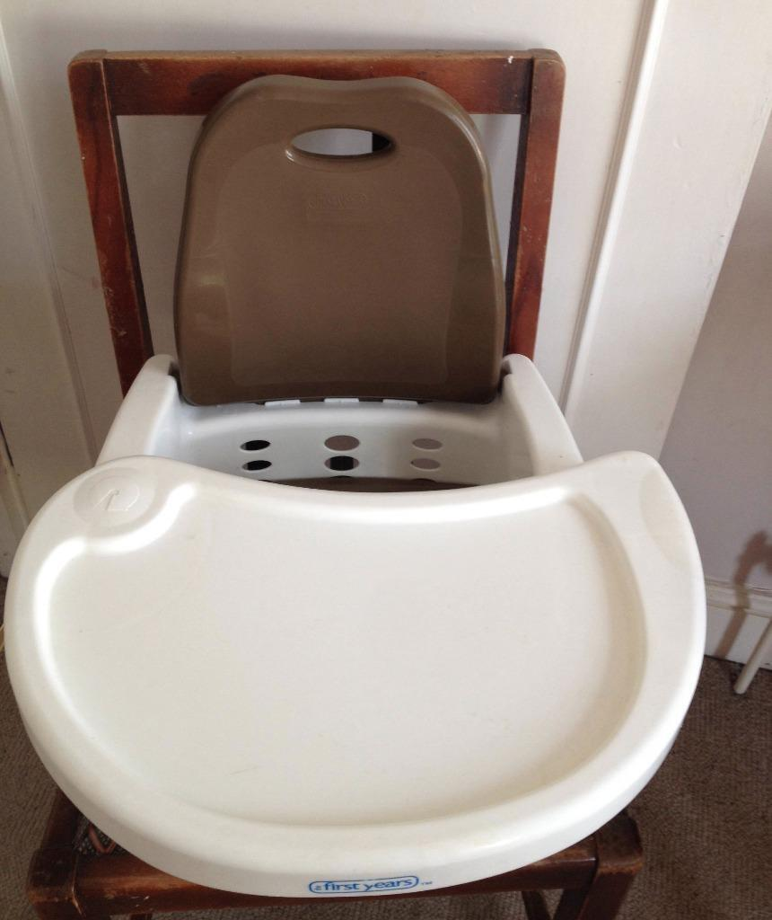 Booster Seat With Tray In Stoke Newington London Gumtree