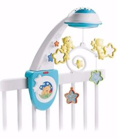 SELL Fisher Price Starlight Crib Mobile