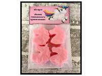🦄✨🦄✨ Unicorn Wax Melts In Rainbow 🌈 Sherbert Scent 🌟🦄🌟🦄
