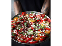Talented, ambitious chef wanted for fast-paced, healthy Shoreditch restaurant (Daytime / Mon - Fri)