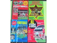 Vintage 1970s Football Annuals