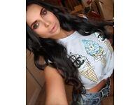 Woman t shirt Ice Cream CC one size